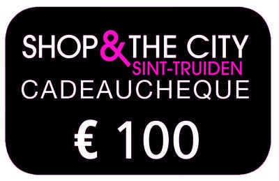 Cadeaucheque 100 EUR